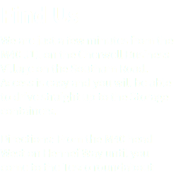 Find Us We are just a few minutes from the M40 J11 on the Cherwell Business Village on the Southam Road. Access is easy and you will be able to drive straight up to the Storage containers. Directions: From the M40 head West on Hennef Way until you 